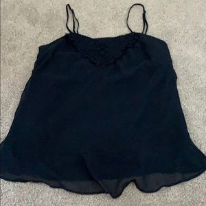 Banana Republic Navy Cami Size Small - New!